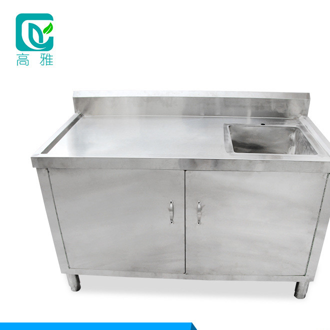 Direct supply of stainless steel cabinet lavabo kitchen stainless steel kitchen sink hotel sink basin
