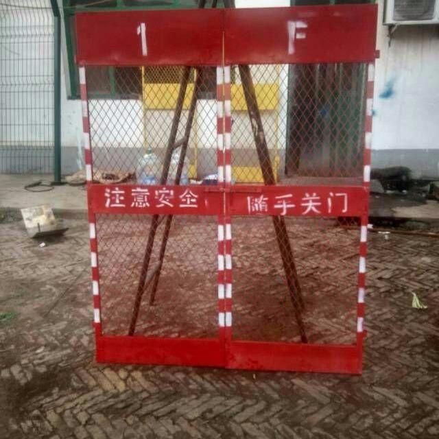 工地安全门 工地安全门厂家报价 岑达工地安全门