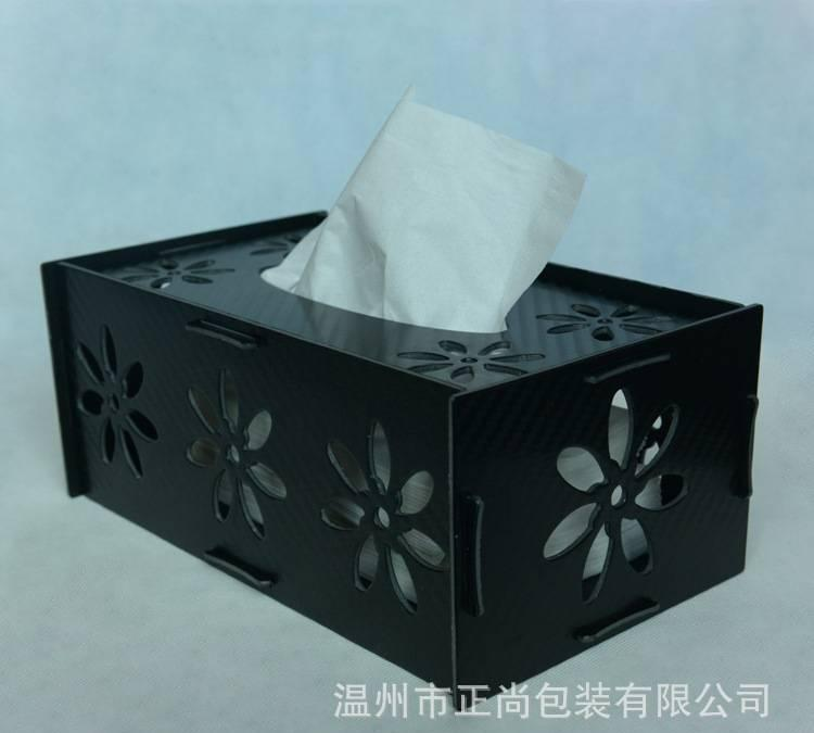 厂家批发塑料纸巾盒 高档PP纸巾盒  汽车专用纸巾盒  餐厅纸巾盒