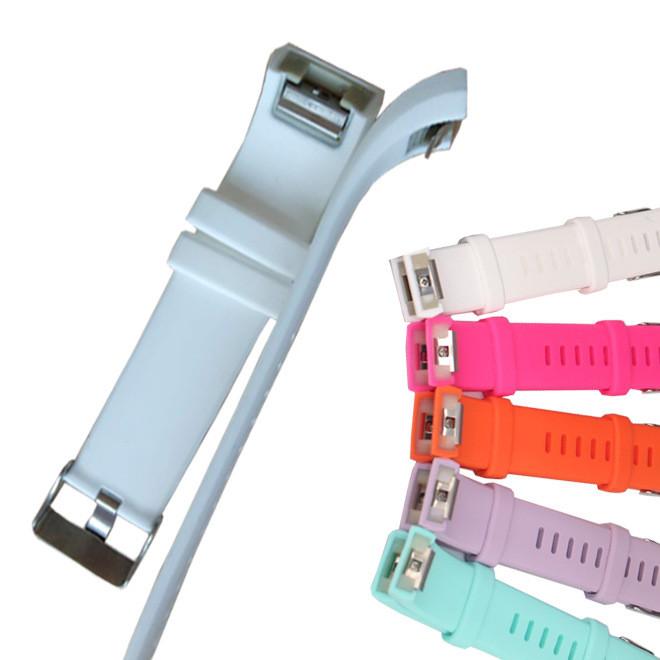 现货硅胶表带 fitbit charge2表带 智能手表表带 可定制各种表带