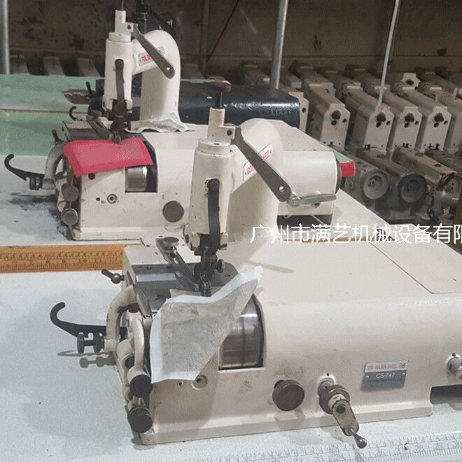 Imported second-hand leather peeler sports machine second-hand industrial sewing machine