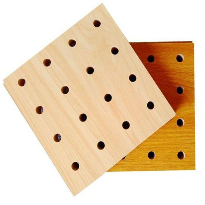 冠音建材孔木吸音板,私人影院防火环保陶铝吸音板,木质吸音板批发