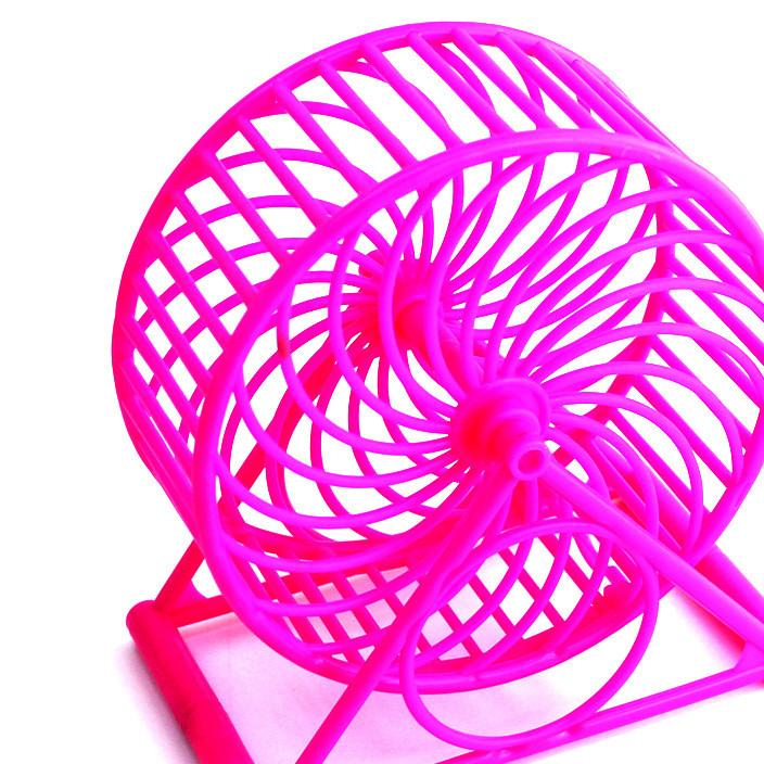 仓鼠跑轮静音栅格跑轮滚轮仓鼠玩具用品仓鼠笼子跑球