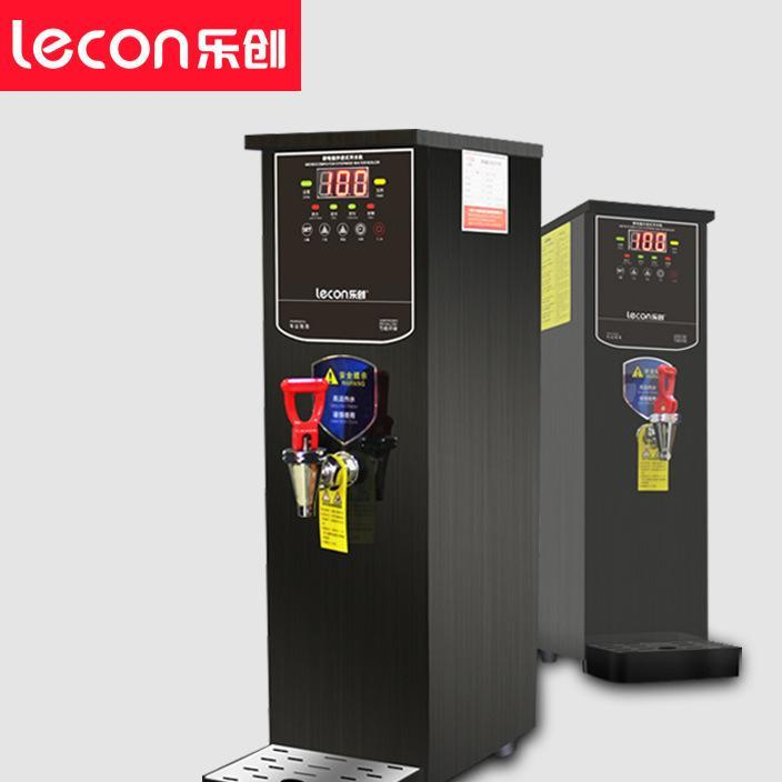 Lechuang automatic heat preservation commercial drinking water machine electric stepper type energy saving boiling water machine milk tea boiling water machine