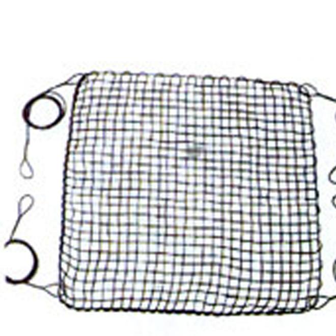 厂家直销不锈钢绳网 施工安全防护网 钢丝绳集装网定制安全绳网