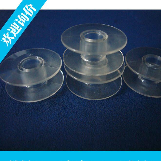 品质保障 厂家供应 多功能家用缝纫机机透明塑料梭芯 批发