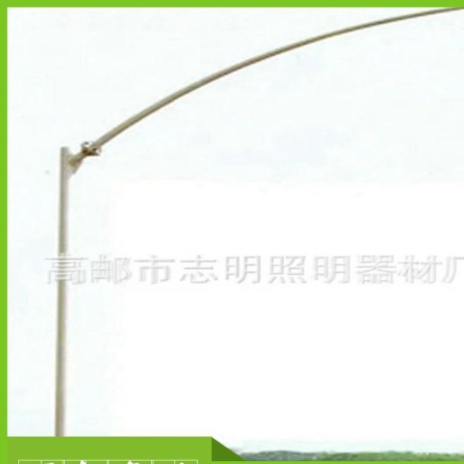 交通器材厂家最新现货电子杆,八角形,高度6.8米,横臂10米