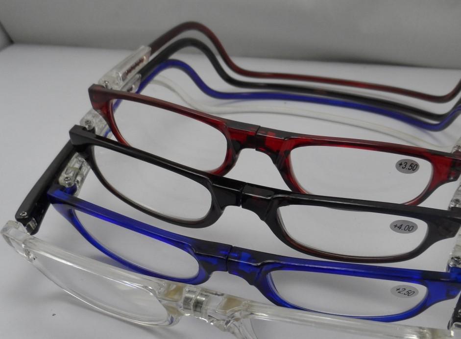 厂家直销经典磁铁老花镜 老花眼镜 挂脖子老花镜 磁铁老花镜