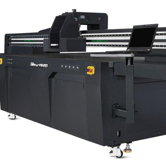 塑胶吸塑工艺打印机 型号1610平板打印机 DETU/得图品牌