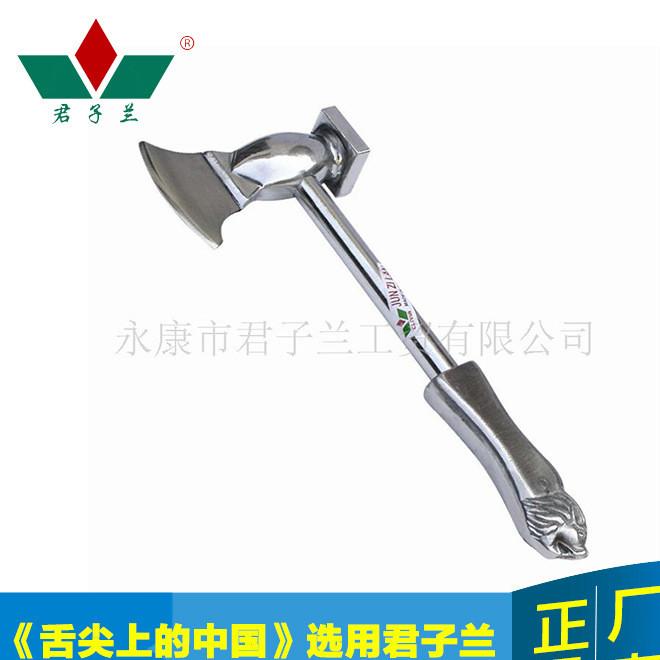 厂家新款 美国太平斧 消防斧子 逃生破门斧 厨房工具斧头工艺精湛
