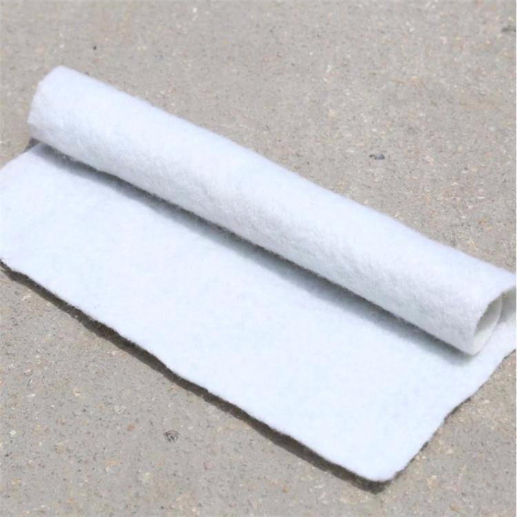 土工布厂家 复合土工布 泰安久邦建材 各种型号土工布黑色 白色大化布