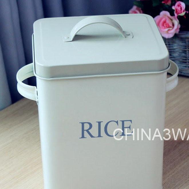 多功能厨房储物箱 米罐