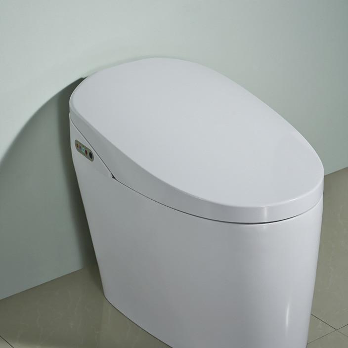 智能坐便器 全自动无水箱静音节水座便器 即热一体式智能马桶