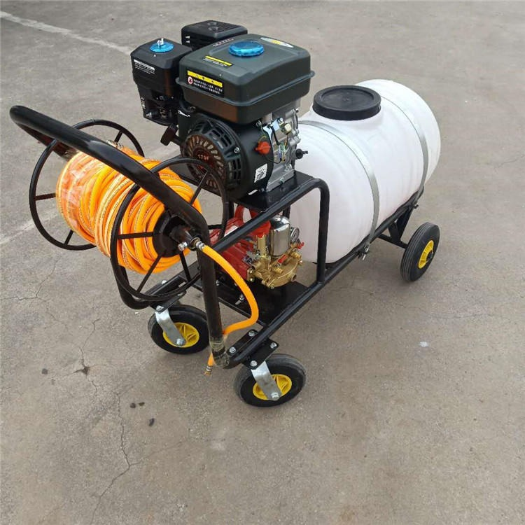 High pressure gasoline sprayer pushcart sprayer gasoline four-stroke sprayer