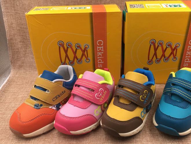 澳大利亚CE童鞋 男女儿童机能鞋防滑 四季鞋22-26一手混批