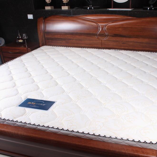 椰棕床垫健康床垫高密度海绵酒店席梦思床垫 1.8m床 床垫1.5 弹簧