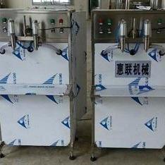 Piston type washing liquid filling machine washing liquid filling line