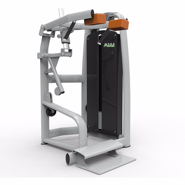 Indoor fitness equipment vertical leg trainer