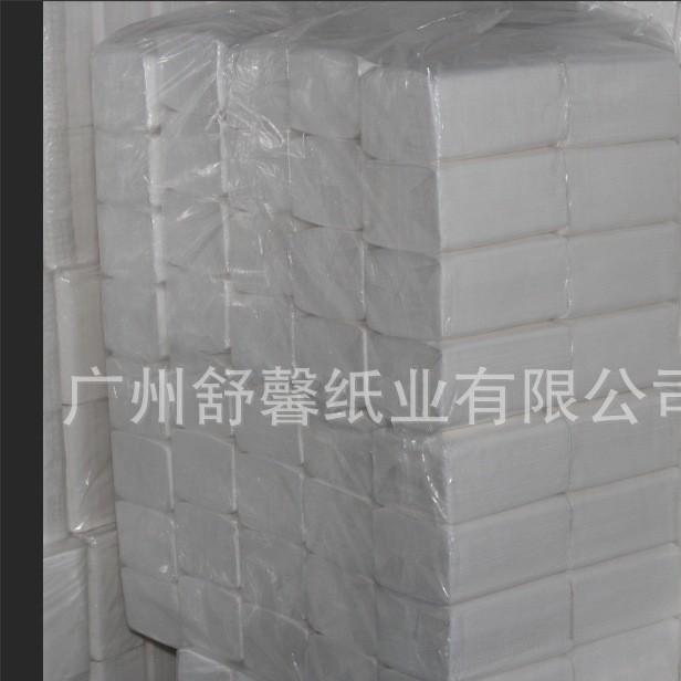 厂家批发酒店宾馆KTV抽纸面巾纸 车用卫生纸巾散装餐巾纸抽纸批发