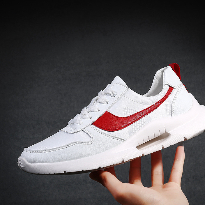 Instagram hot shoes European station men and women's shoes white casual sneaker fashion sneaker lovers sneaker 1818