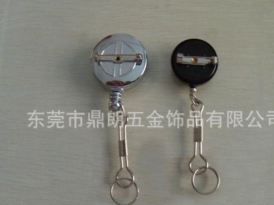 生产高档次21MM金属易拉得,箱包配用金属易拉扣,金属拉线器