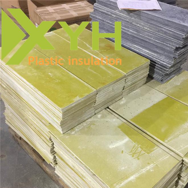 Epoxy resin board fr-4/ fiberglass board high temperature resistant/insulating material company