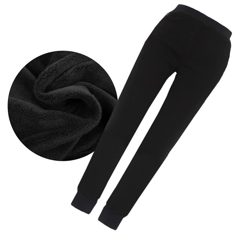 保暖打底裤加绒 男 碳纤维智能加热打底裤加绒批发 石墨烯加热