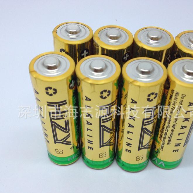 供应摄影器材专用5号干电池 AA/aa/LR6环保5号干电池 带MSDS电池