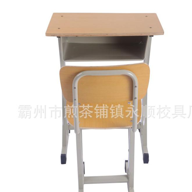 厂家销售 开口升降课桌椅 套装升降课桌椅 矫正升降课桌椅