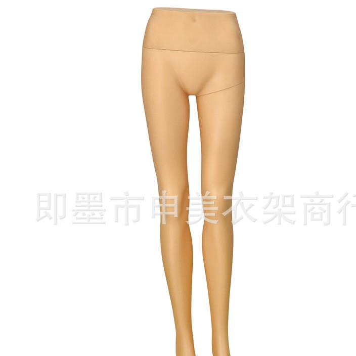 威尔森模特道具 女士女裤模特道具 女模特半身展示架