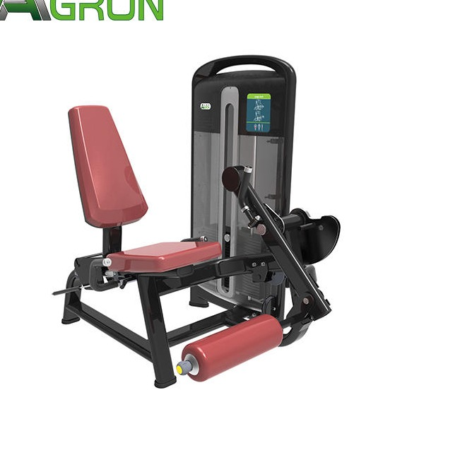 Indoor fitness equipment commercial fitness equipment sitting - style thigh stretch trainer