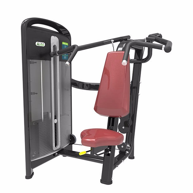 Strength apparatus shandong fitness apparatus sitting shoulder push trainer