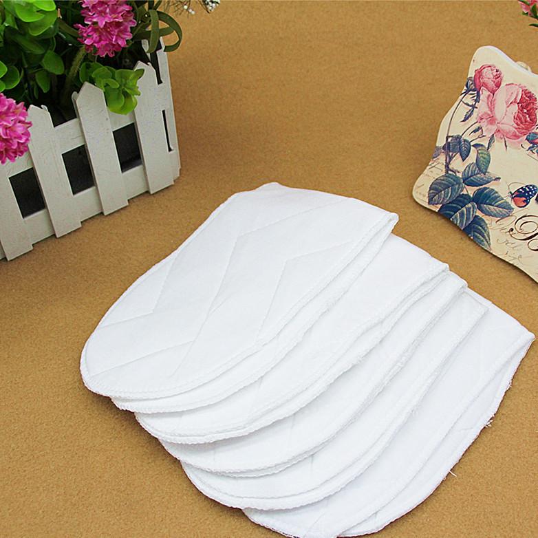 宝宝尿片 纯棉超吸水三层生态棉尿布可重复水洗 婴儿隔尿用品批发