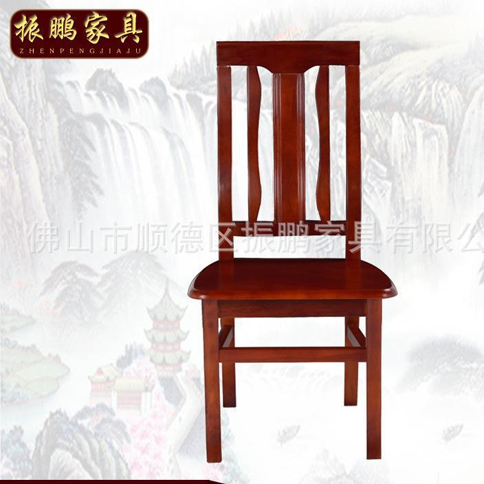 厂家直销  实木现代酒店餐椅  商用宴会餐椅 酒店实木餐椅