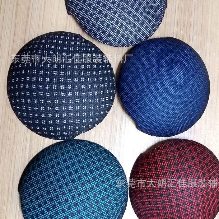 东莞厂家加工蓝牙音箱包布热压可麻布防水布印花布