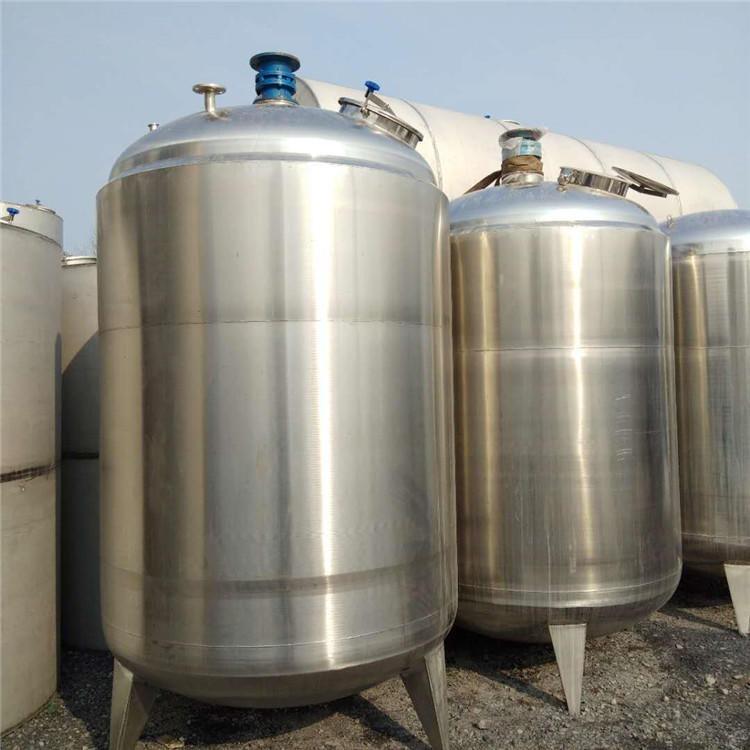 山东定做不锈钢搅拌罐 1立方-15立方 不锈钢搅拌罐  洗衣液搅拌罐 电加热搅拌罐