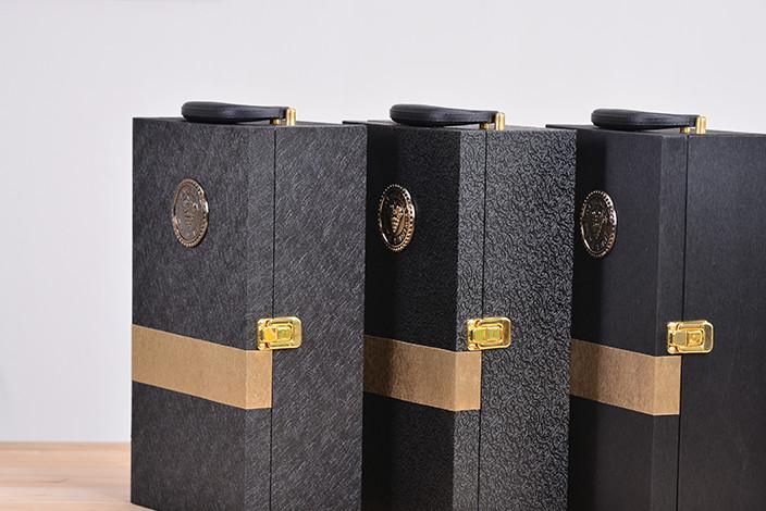 厂家现货清仓双支四酒具红酒包装盒红酒礼品盒礼盒批发葡萄酒盒双支红酒盒子红酒盒定做