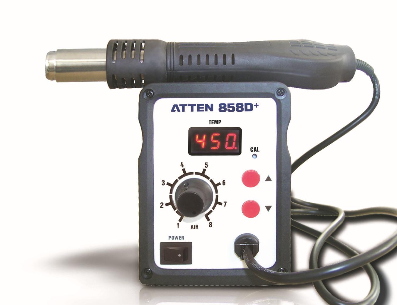 AT858D+/AT858A hot air gun welding table