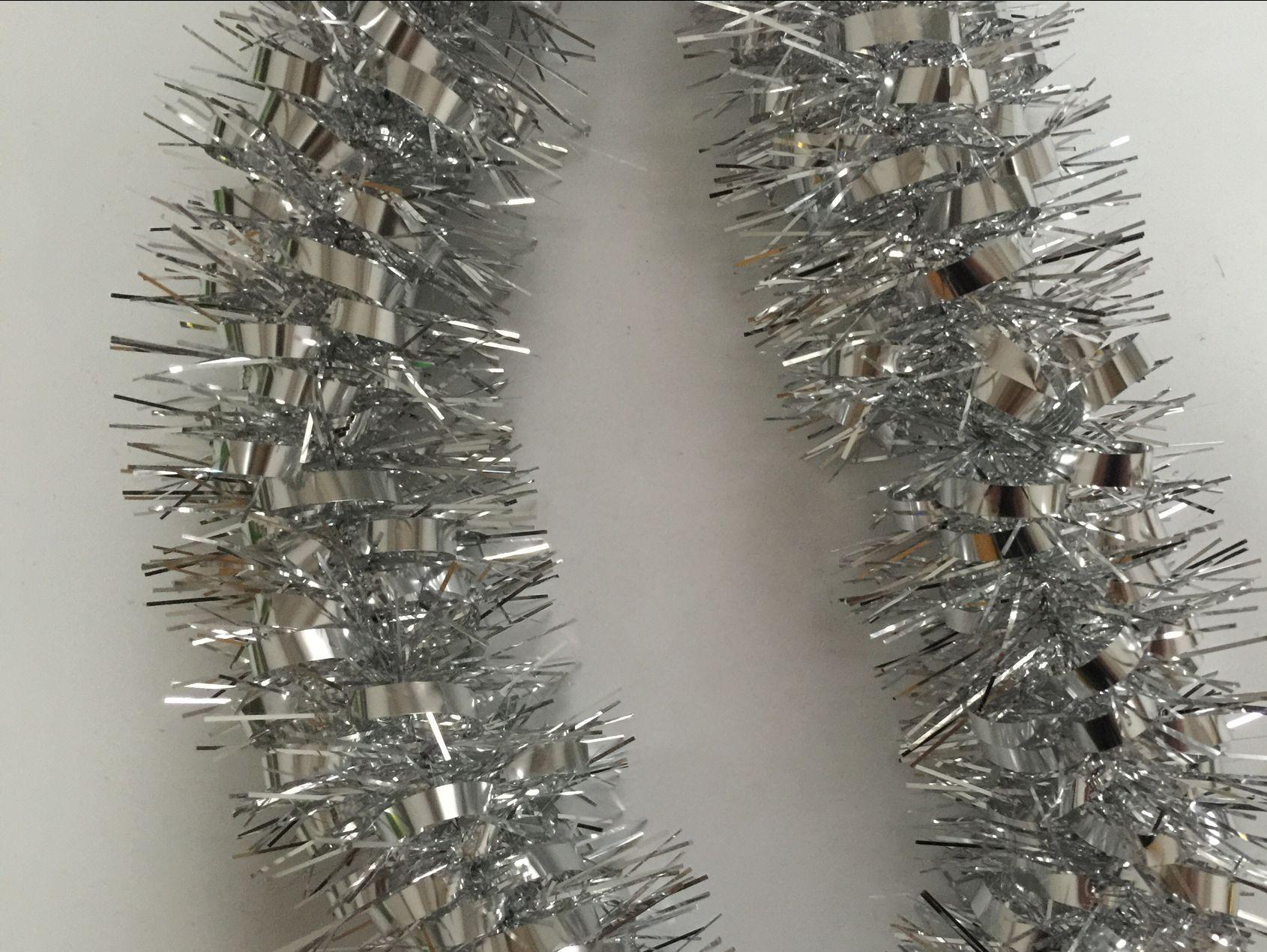 婚庆加粗彩条毛条拉花彩带活动晚会布置结婚装饰圣诞用品定制批发