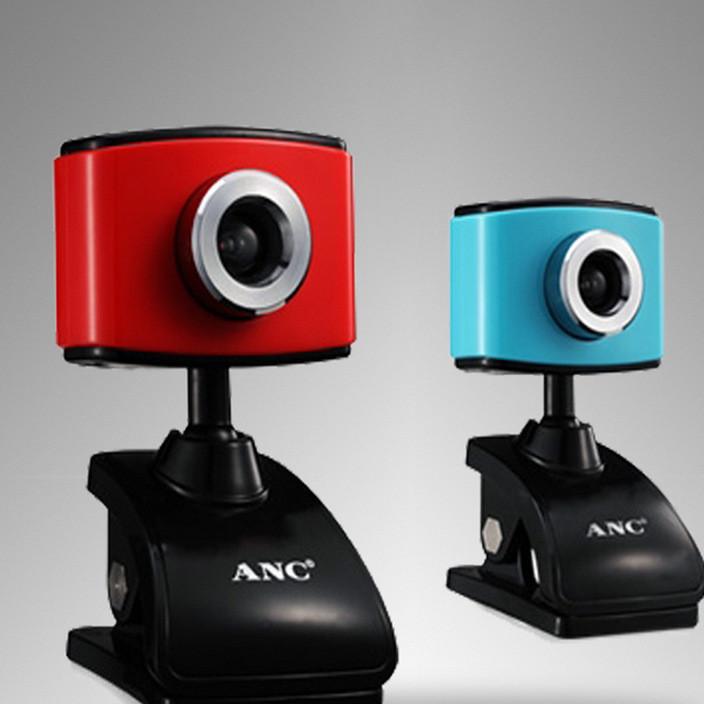 Aoni/奥尼ANC C288 高清摄像头 免驱动视频 电脑笔记本通用摄像头