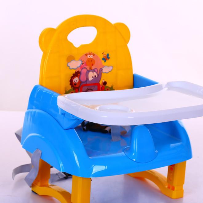 厂家直销宝宝餐椅便携式儿童餐椅可折叠多功能婴儿餐椅BB凳