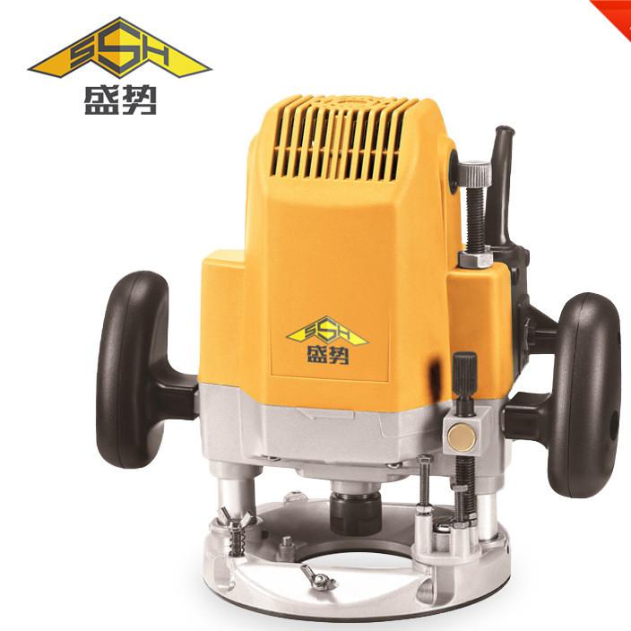 盛势-3612K 多功能小型电动雕刻机电动木工工具开槽机厂家直销