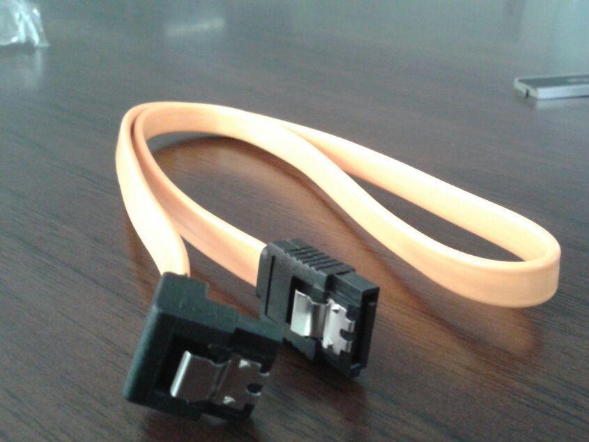 厂家直销 SATA线 90/180线材工厂直销批发 电脑线材 sata数据线