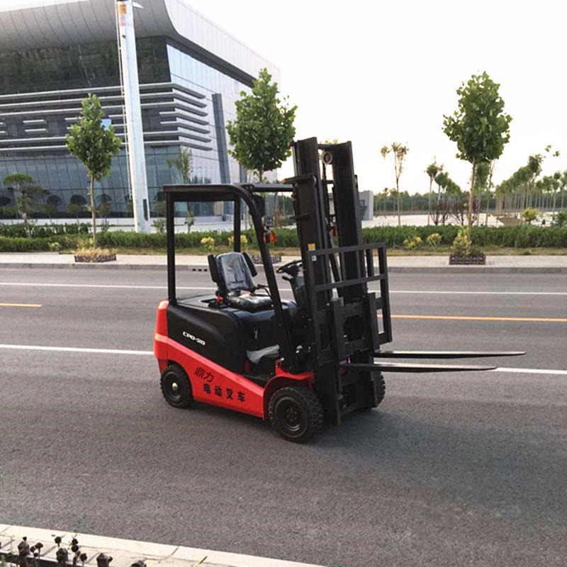 Energy saving and environmental protection low noise electric forklift, electric truck, factory storage and logistics
