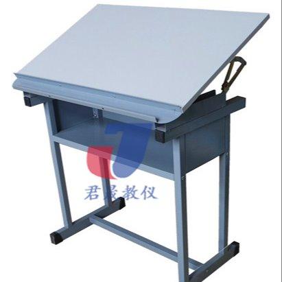 JS-Z7型 全钢制实用型绘图桌 绘图桌 制图桌 学生制图桌 钢制绘图桌 教学绘图桌 学校用制图桌 钢制制图桌 制图桌椅