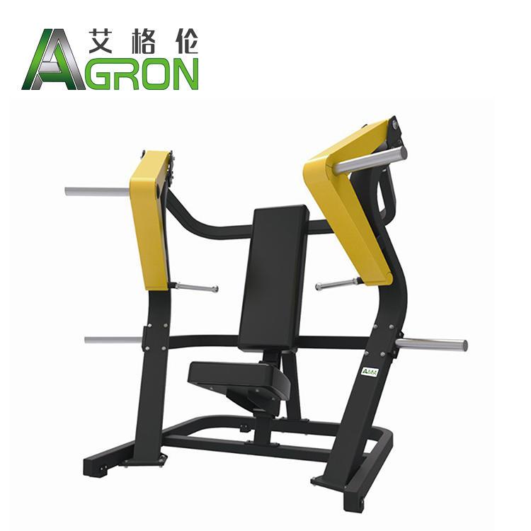 室内健身器材厂家 健身器材力量器械肩部推举训练器 山东健身器材 肩部推举训练器