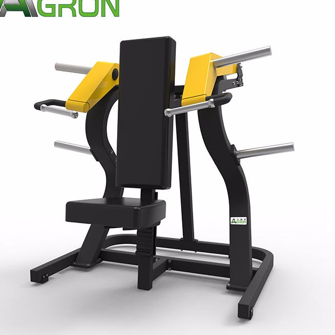 Strength apparatus shoulder push trainer shandong fitness apparatus shoulder push trainer