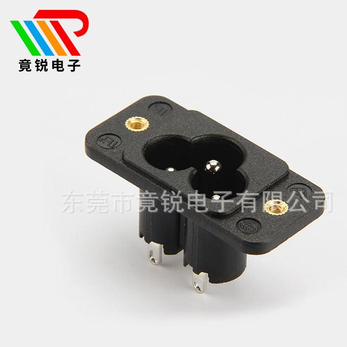梅花AC电源插座 米老鼠电源插座 器具输入插座 CCC KC UL CE认证