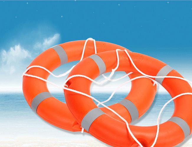 批发销售供应泳池配套设备泳池救生器材救生圈