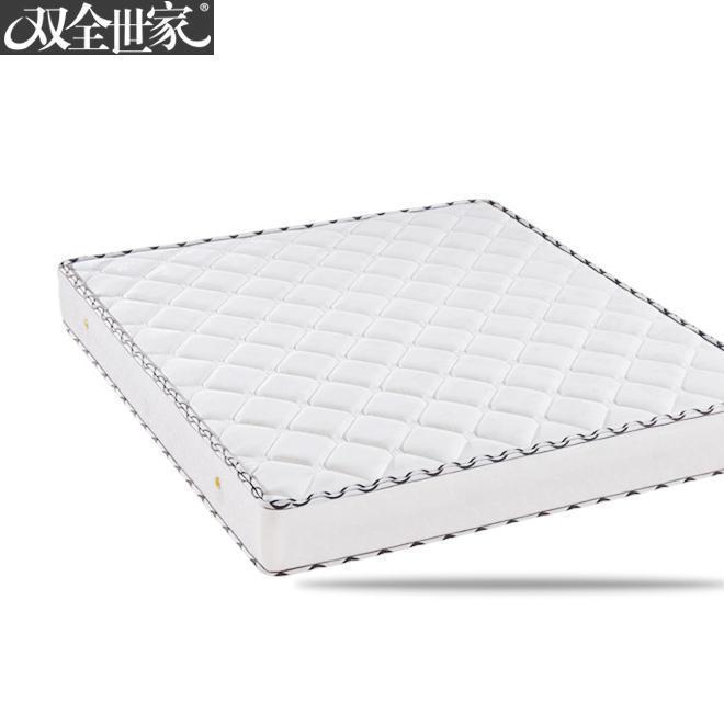双全世家 软硬两用椰棕弹簧床垫 椰棕席梦思床垫1.8米批发包邮
